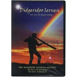 Didgeridoo lernen DVD David Lindner – portofrei
